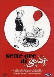 TOTO' SETTE ORE DI GUAI (DVD)