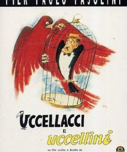 TOTO UCCELLACCI E UCCELLINI (DVD)