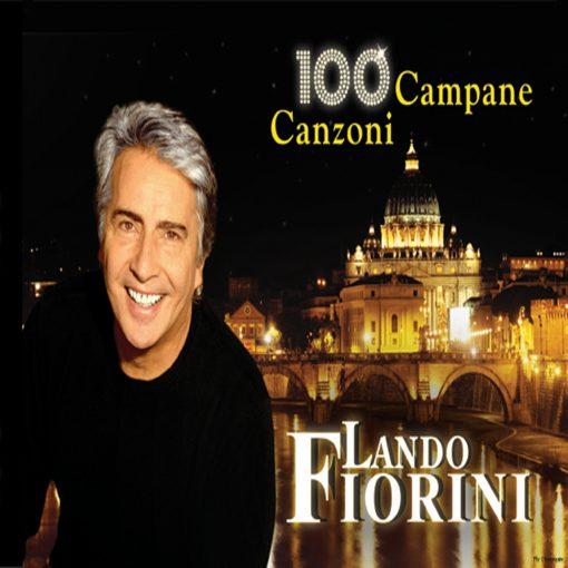 100 CAMPANE CANZONI. LANDO FIORINI (5 CD)