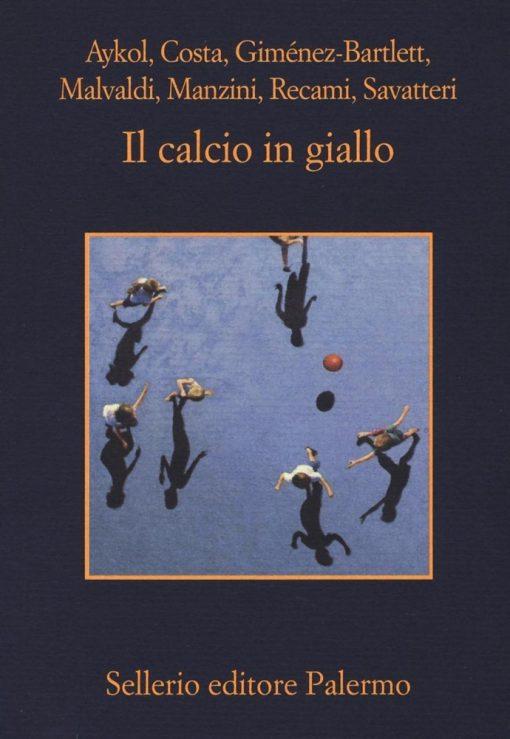 IL CALCIO IN GIALLO (BOOK)