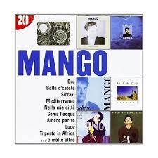 MANGO - I GRANDI SUCCESSI (2 CD)