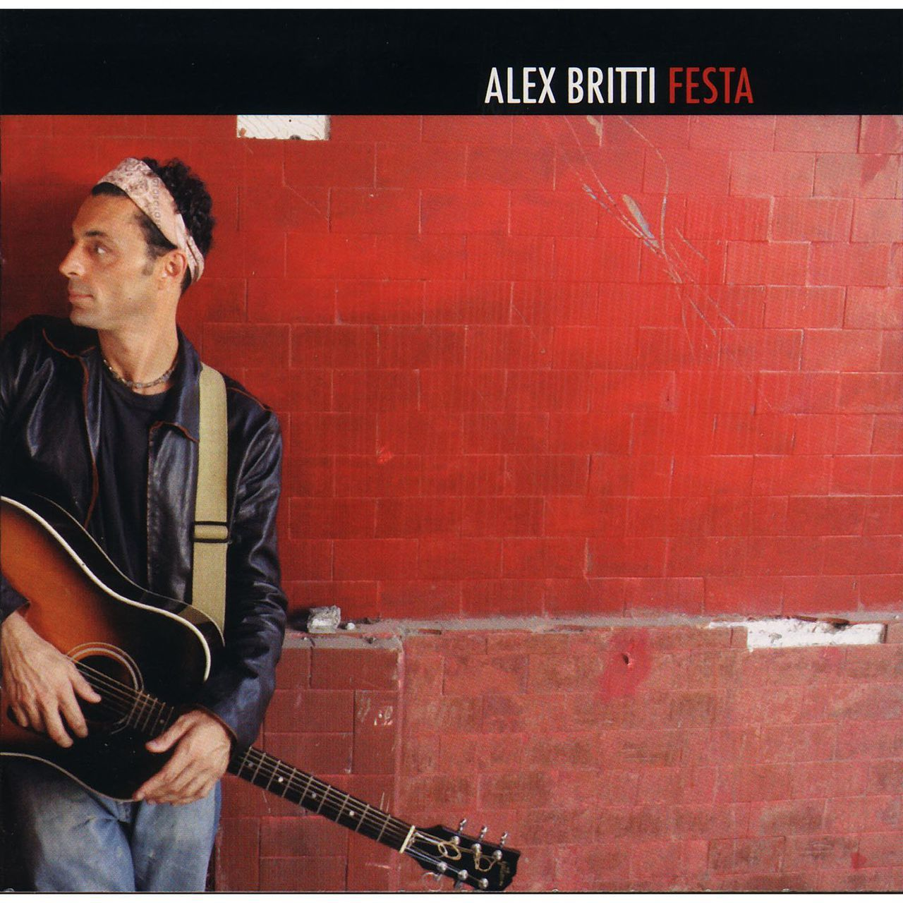 ALEX BRITTI - FESTA