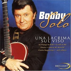 BOBBY SOLO - UNA LACRIMA SUL VISO (RE-RECORDINGS) (CD)