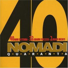 I NOMADI - 40 (CD)
