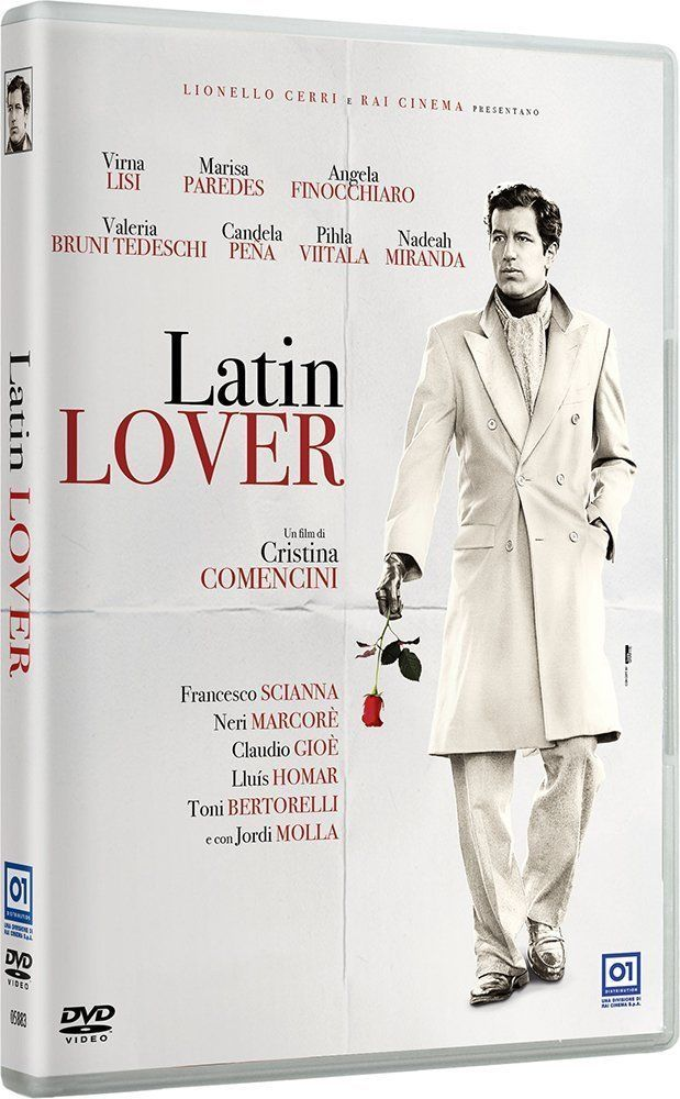 LATIN LOVER (DVD)