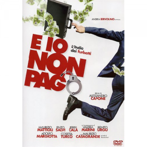 E IO NON PAGO (DVD)