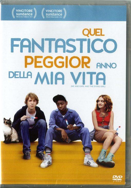 QUEL FANTASTICO PEGGIOR ANNO DELLA MIA VITA (DVD)