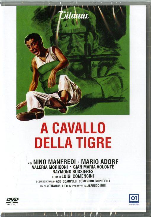 A CAVALLO DELLA TIGRE (DVD)