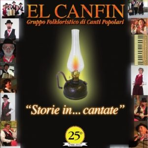 EL CANFIN - STORIE IN...CANTATE (DVD)