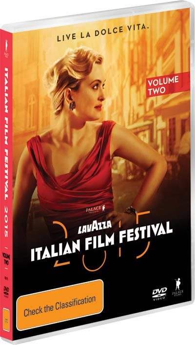 LAVAZZA ITALIAN FILM FESTIVAL 2015 BOX SET VOLUME TWO