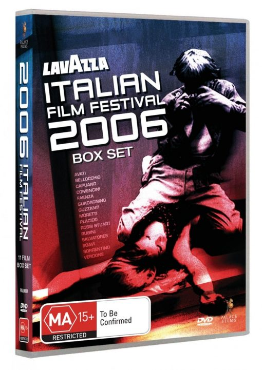 LAVAZZA ITALIAN FILM FESTIVAL 2006 BOX SET (10 MOVIES)