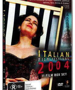 ITALIAN FILM FESTIVAL 2004 BOX SET (11 MOVIES)