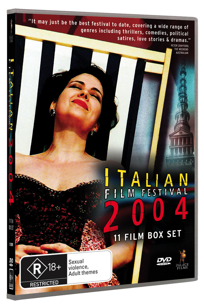 ITALIAN FILM FESTIVAL 2004 BOX SET (11 MOVIES)