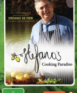 STEFANO'S COOKING PARADISO - COMPLETE FIRST SEASON