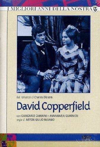DAVID COPPERFIELD (4 DVD BOX)