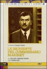LE INCHIESTE DEL COMMISSARIO MAIGRET - SEASON 2 (5 DVD BOX)