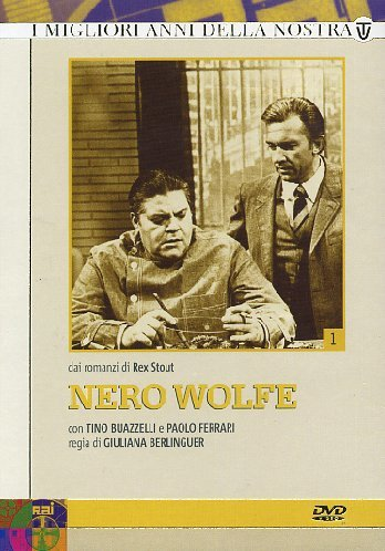 NERO WOLFE - SEASON 1 (6 DVD BOX)