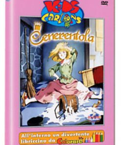 KIDS CARTOONS - CENERENTOLA