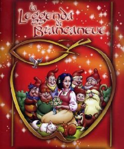 LA LEGGENDA DI BIANCANEVE (DVD + AUDIOLIBRO)