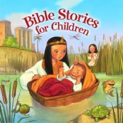 BIBLE STORIES FOR CHILDREN (ENGLISH LANGUAGE)