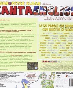 JOHN PETER SLOAN - CANTA ENGLISH, DINO SMITH NELLA FATTORIA