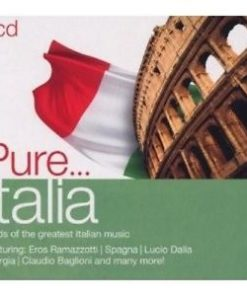 PURE... ITALIA (4 CD BOX)