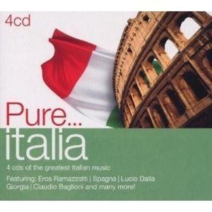 PURE… ITALIA (4 CD BOX)