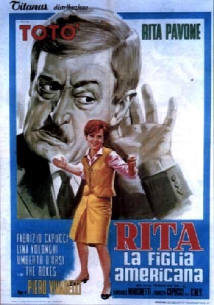 RITA - LA FIGLIA AMERICANA
