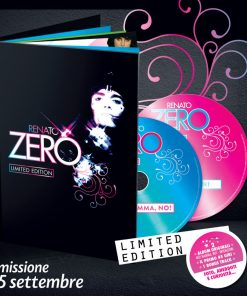 RENATO ZERO LIMITED EDITION