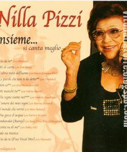 NILLA PIZZI - INSIEME...SI CANTA MEGLIO
