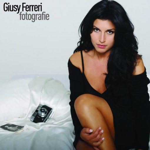 GIUSY FERRERI - FOTOGRAFIE