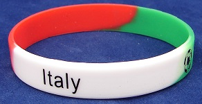 Italy Silicone Bracelet a