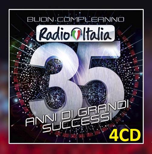 BUON COMPLEANNO RADIO ITALIA – 35 ANNI DI GRANDI SUCCESSI