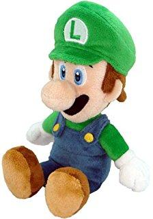Luigi a Plush Toy Large