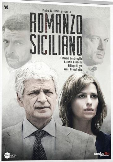 Romanzo Siciliano 4DVD