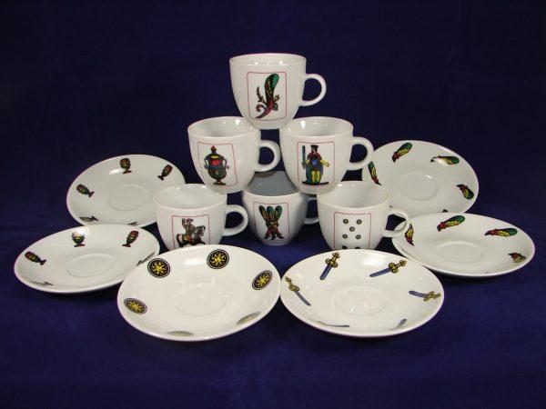 Scopa Briscola Cups 6set