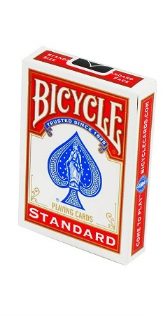 bicycle-playing-cards-poker RED