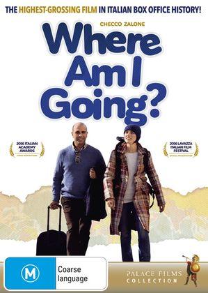 whereAmIgoing