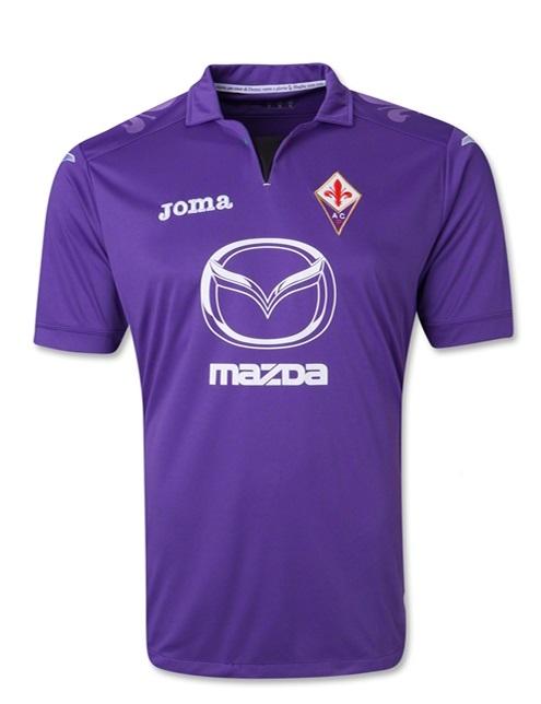 FiorentinaSoccerJersey