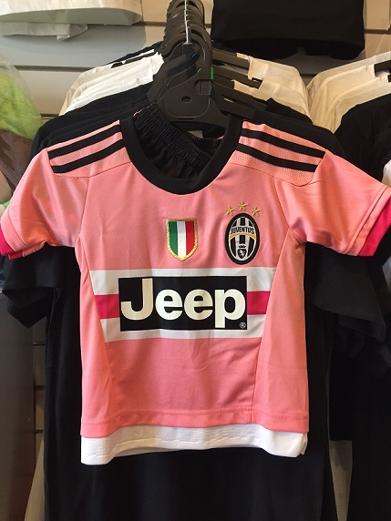 premium selection 4d4c8 efd37 JUVENTUS KIDS AWAY PINK SOCCER JERSEY SET