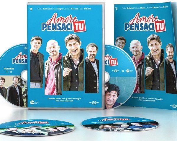 Amore pensaci tu (5 DVD) 501774_1