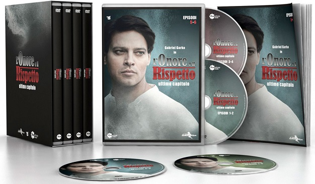 """L' Onore e il Rispetto – Ultimo Capitolo"""" (4 DVD) 501761_1"""