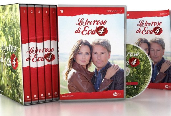 Le tre rose di Eva – stag. 4 (5 DVD) 504014