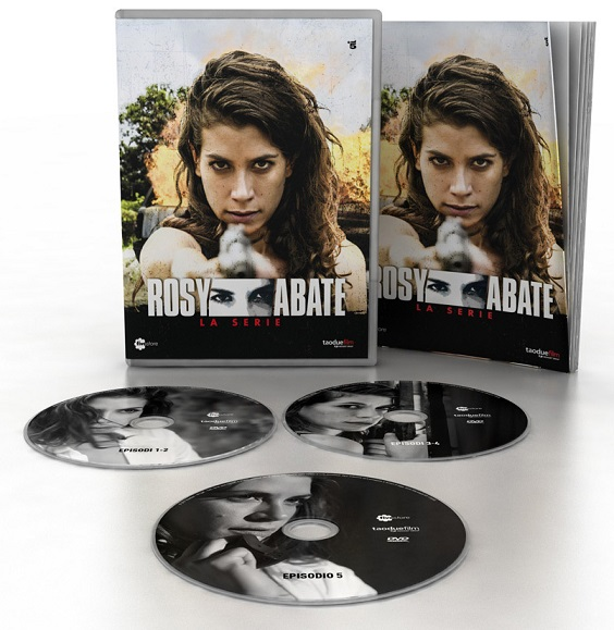 Rosy Abate – Cofanetto 3 DVD 504013