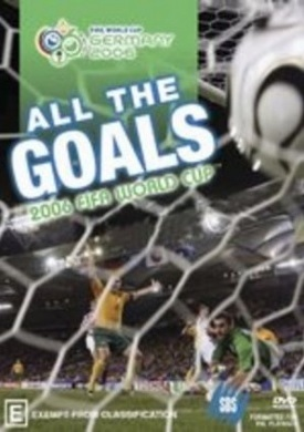 ALL THE GOALS 2006 DVD