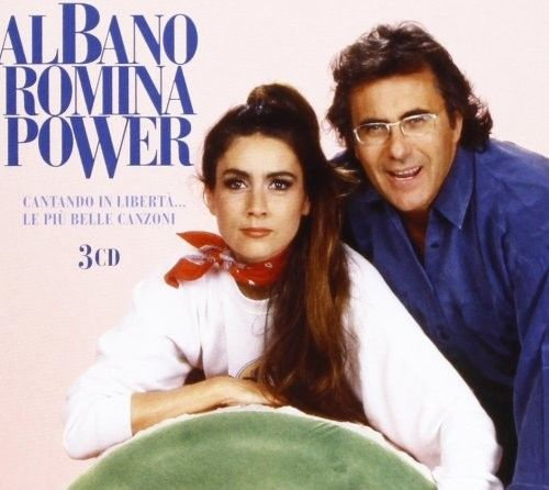 ALBANO ROMINA POWER 3CD a
