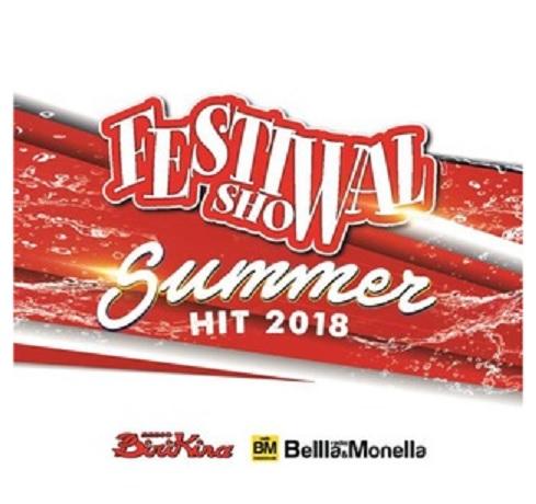 Festival Show Summer Hit 2018 2CD a