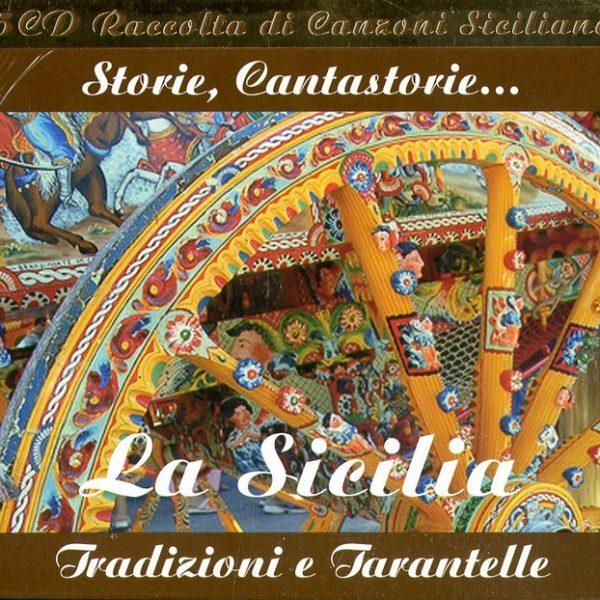 LA SICILIA 5CD a