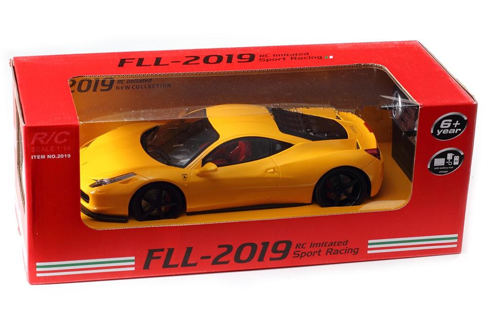 Ferrari Fll 2019 Radio Control Car 1 14 Scale Italian Dvds