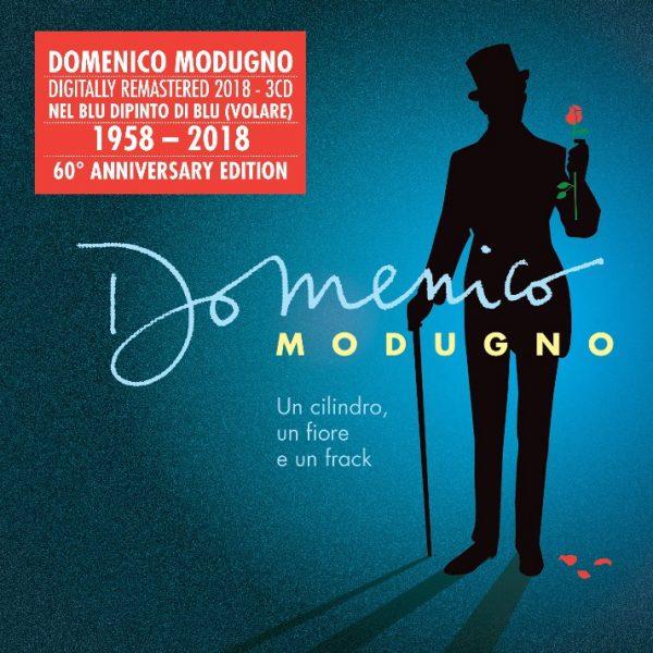 DOMENICO MODUGNO 60 ANNIVERSARY 3CDa